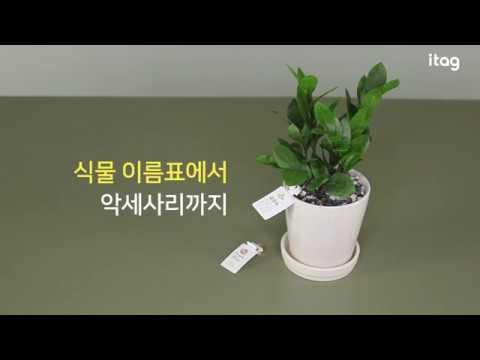 제품소개-작은 형태의 타이태그