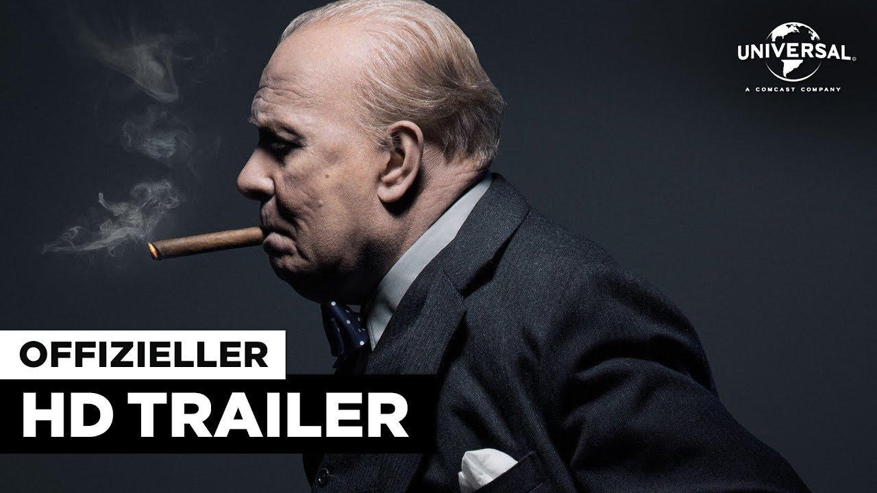 Die Dunkelste Stunde Trailer