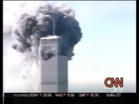 Historical Media Archives: CNN News, Tuesday, September 11, 2001