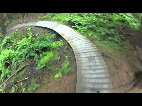 Glentress - Red Route - GoPro
