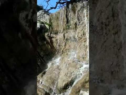 La imagen del Día: Cascada en Calarena