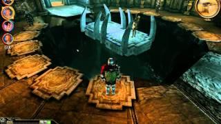 Dragon Age puzzle A Test of Faith (Andraste Ashes bridge) PC HD PL