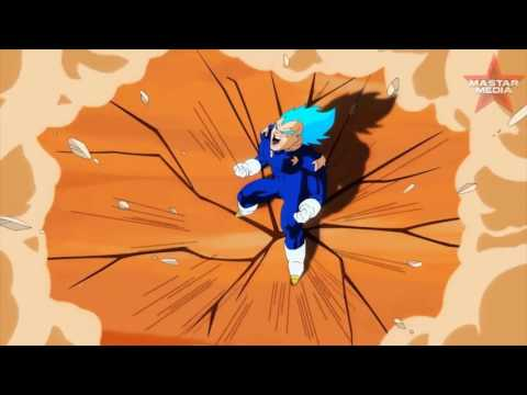 Trunks & Vegeta anime war transformation with epic music ( vegeta ssj theme)