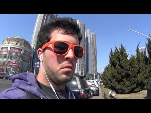Alec Abroad - Life in Dalian
