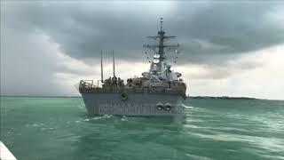 Luftanija amerikane përplaset me anijen çisternë - Top Channel Albania - News - Lajme