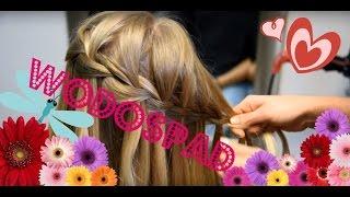 FRYZURA WODOSPAD - Najlepsze fryzury dla dzieci
