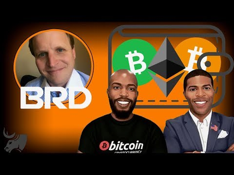 The Gentlemen of Crypto EP. 167 - Bread Wallet App Co-Founder and CMO Interview