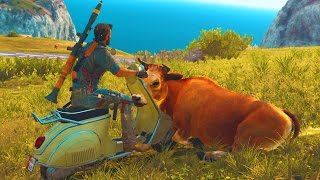 Just Cause 3 Funny Moments #1 (Fails and Random Gameplay Moments)