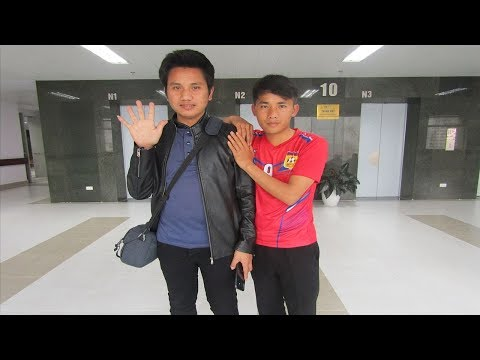Theeb Lauj mus saib tij laug Lauj Thoj kho me ntxhais ntawm Ha Noi 2/28/2019 thumbnail