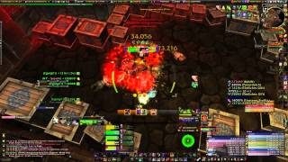 Kult der Schattenflamme vs Spoils of Pandaria (10HC) - Rogue PoV