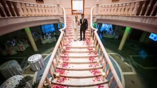 Свадебная фотосессия Юрия и Елены 25 января 2013 (Москва) / Wedding Yurij & Elena