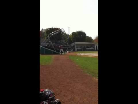 Anthony Marks batting cage.6 swings.MOV