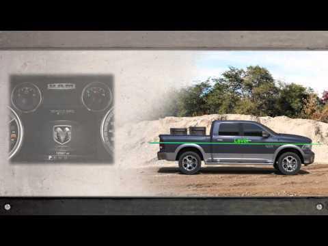 Video: 2013 Ram 1500 Pickup Active Level Air Suspension