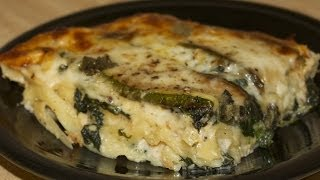 Spinach Lasagna with Michael's Home Cooking