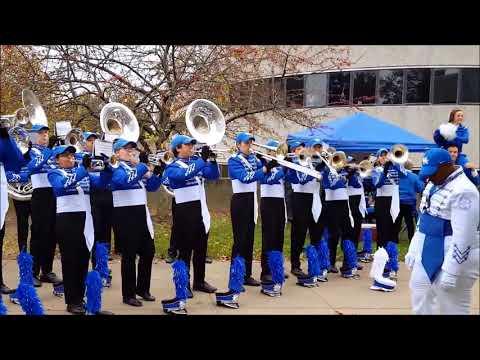 "2015 University of Kentucky Wildcat Marching Band ""Uptown Funk"""