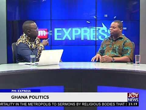Governance in Ghana - PM Express on JoyNews (21-12-17)
