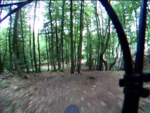 Single trails saarland