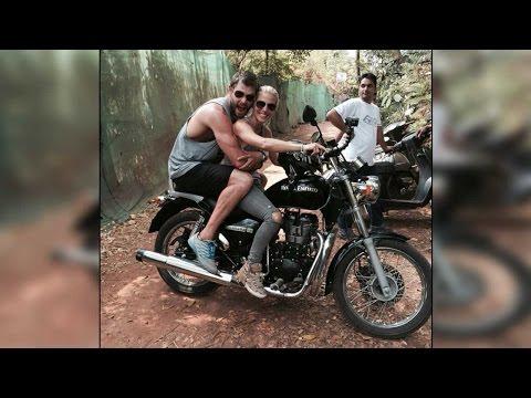 Chris Hemsworth in India, Thor to climb Himalaya
