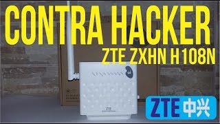 ZTE ZXHN H108N V2.5 - Como evitar que o wifi seja hackeado  - VOCÊ TEM QUE VER ESTE VÍDEO