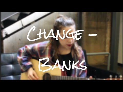 Change Banks Cover By Scarlet Cimillo