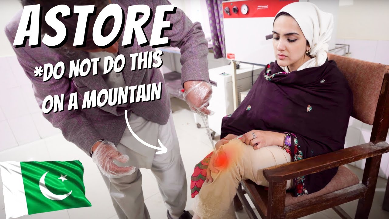 Download IMMY HAD AN ACCIDENT IN ASTORE (NORTH PAKISTAN🇵🇰) | TRAVEL VLOG