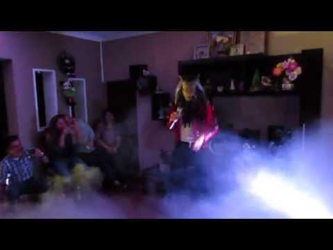 Michael Jackson Peruano Jhon Palacios: Thriller (Fiesta 80s)