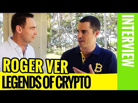Roger Ver Exclusive Interview - Legends of Crypto + Contest