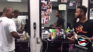 How Barbers Treat Clients Different When They Think That They Got Money.