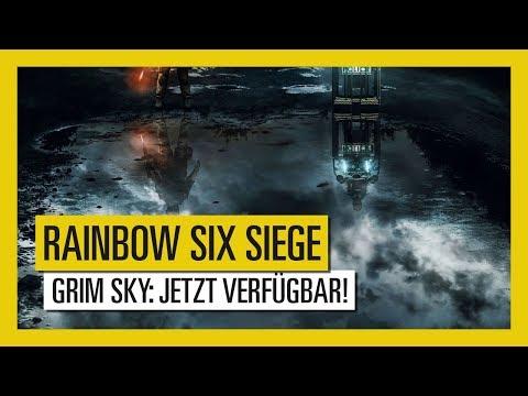 Tom Clancy's Rainbow Six Siege - Operation Grim Sky jetzt verfügbar