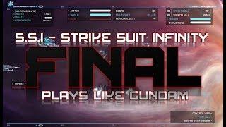 Plays Like Gundam: Strike Suit Infinity (FINAL)
