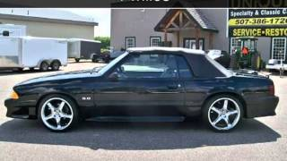 1987 Ford Mustang GT Used Cars - Mankato,Minnesota - 2013-08-15