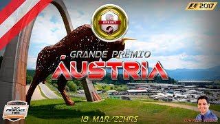 F1 2017 PRORACE | GP DA ÁUSTRIA | PC SPRINT | ETAPA 05 DE 08 | NARRAÇÃO RÉGIS MORENO