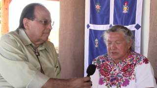 Flor de Mayo   Curandera Espiritu   Entancia NM 2015 Interview by Harmon Houghton