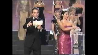 Miss America 2002- Crowning: Katie Harman, Miss Oregon