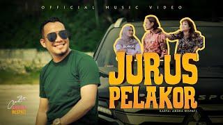 JURUS PELAKOR - Andra Respati (Official Music Video)