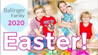 Easter Special - 2020 - Ballinger Family