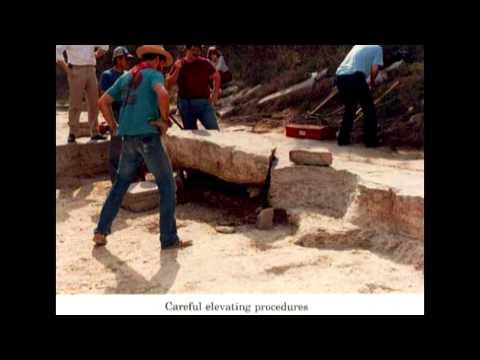 The Paluxy fossil human footprints - Genesis Week, special episode #33, season 2 Ian Juby Wazooloo