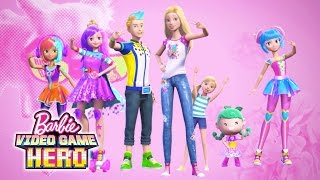 Just Dance and Have Fun! | Barbie Video Game Hero | Barbie