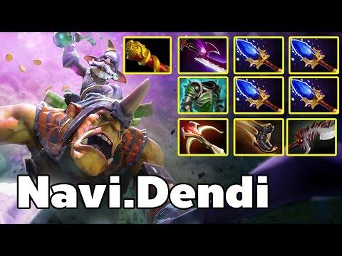 Greed Is Good Dendi Alchemist