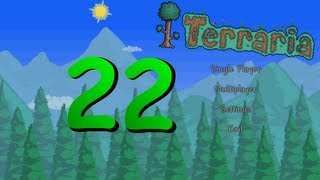 Terraria: The Side-scrolling Adventures: Episode 22: Worms are bad