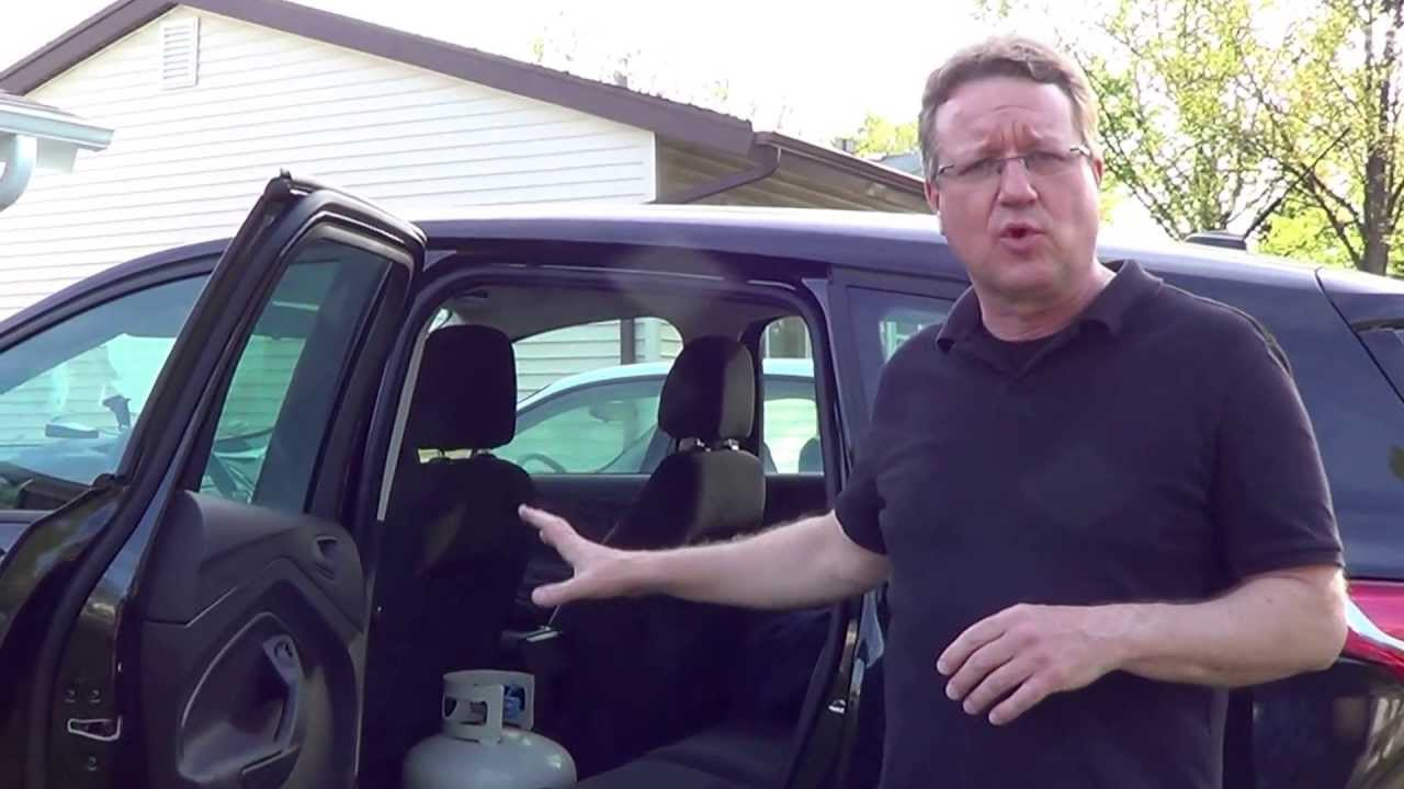 Propane Tank Safety - How to Transport Propane Tanks
