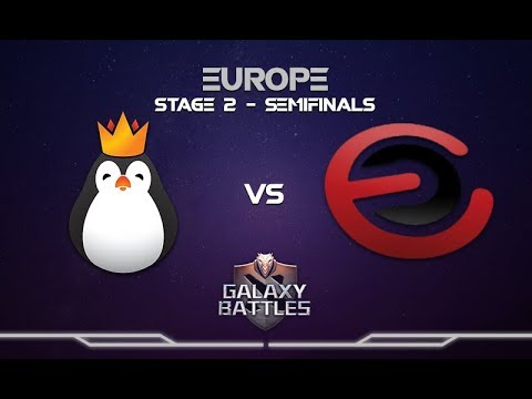 Kinguin vs Evil Corp. Game 2 - Galaxy Battles II EU Qualifier: Stage 2 Semifinals - @dragondropdota