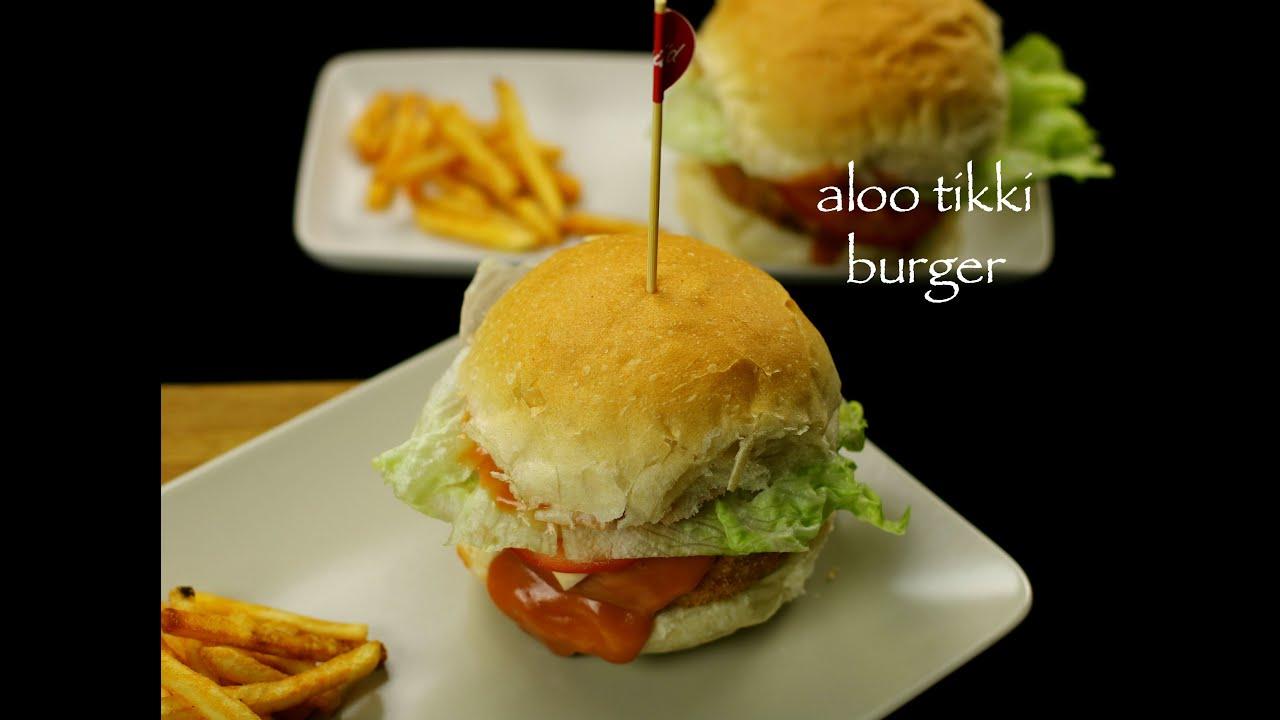 Burger Recipe Hebbar S Kitchen
