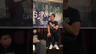 Class of 2018 Presscon with Nashlene