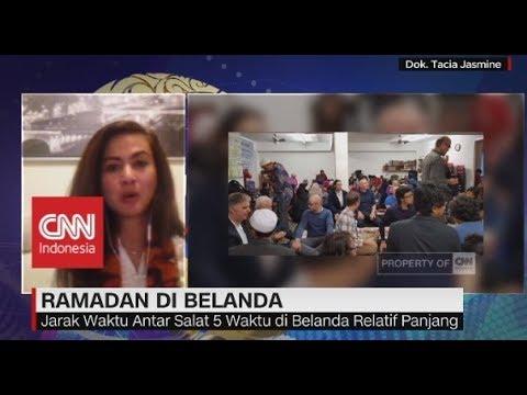 Ternyata! Peradaban Islam Pertama di Belanda Datang Dari Indonesia