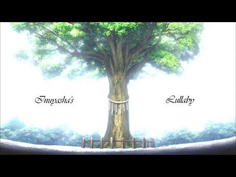 Inuyasha's Lullaby + Background Rain