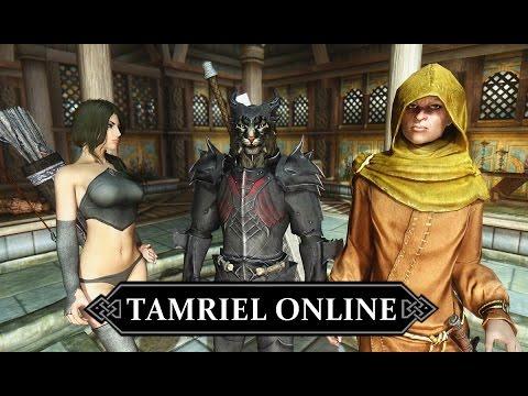 Skyrim Mod online multiplayer coop - Tamriel Online installation FR HD