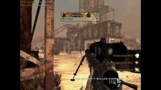 ♣ Gameplay Intervention MW2 PC [FR] ♣ ( Commenté en live )