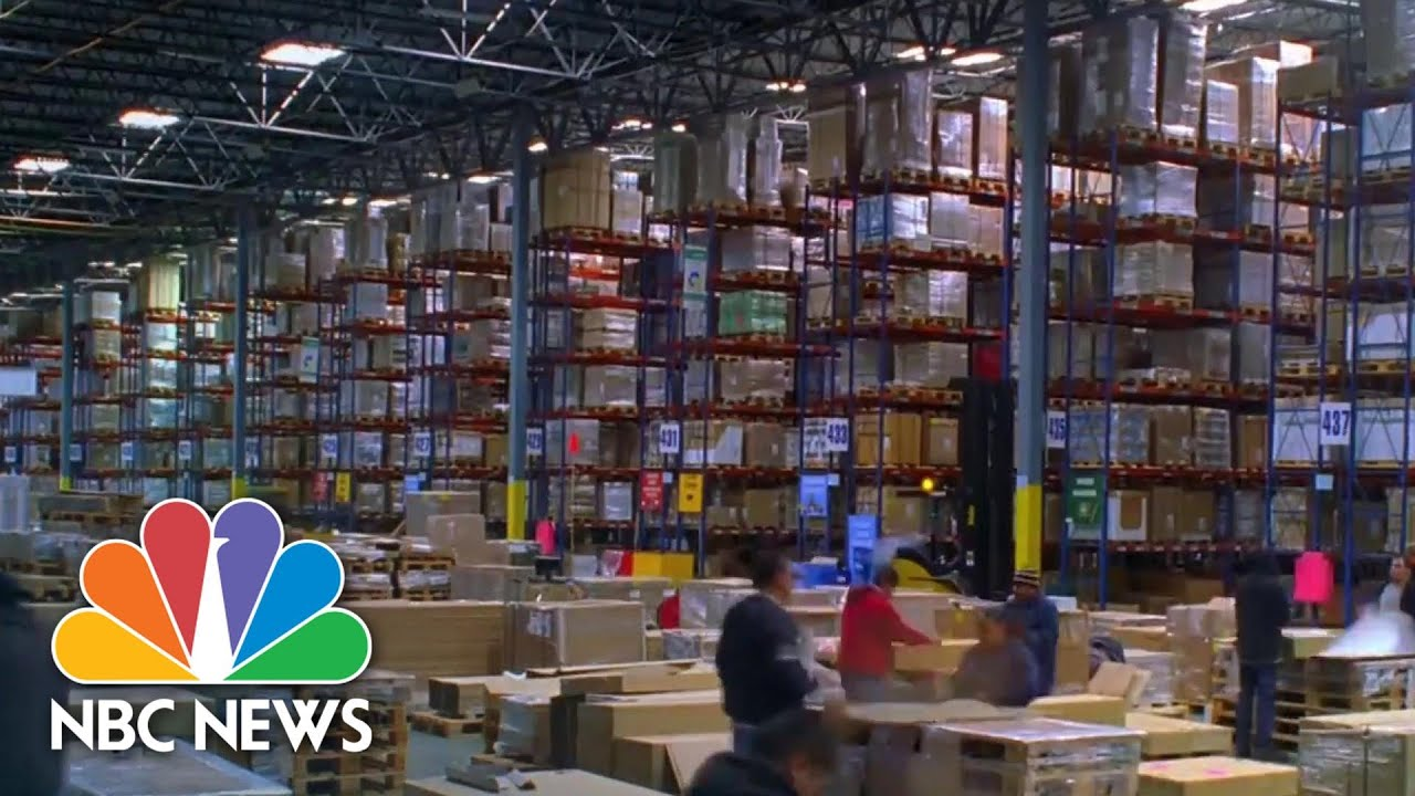 How A Stimulus Deal Could Help Small Businesses During Coronavirus Crisis   NBC News NOW