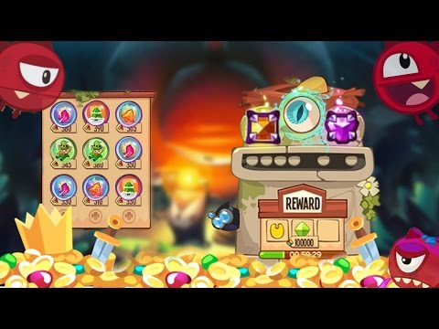 I finally made a Shadow Gem in King of Thieves | 1,000,000 GEM + Sealing (special)